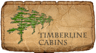 Timberline Cabins logo