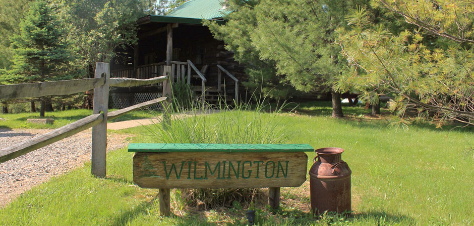 Wilmington Cabin